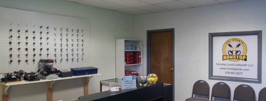 Locksmith Shop in Atlanta